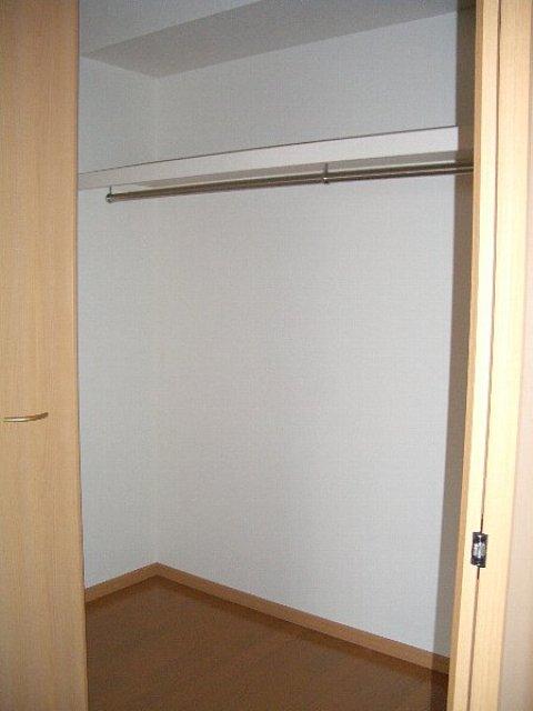 アラシード 03010号室の収納