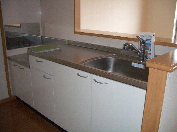 アラシード 03010号室のキッチン