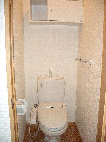 アラシード 03010号室のトイレ