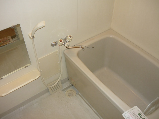 ヴィラ松前台A 01040号室の風呂