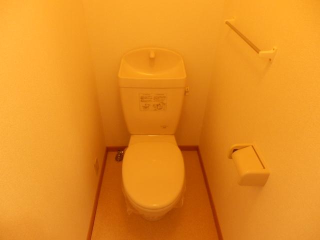 グリーンストリーム 101号室のトイレ