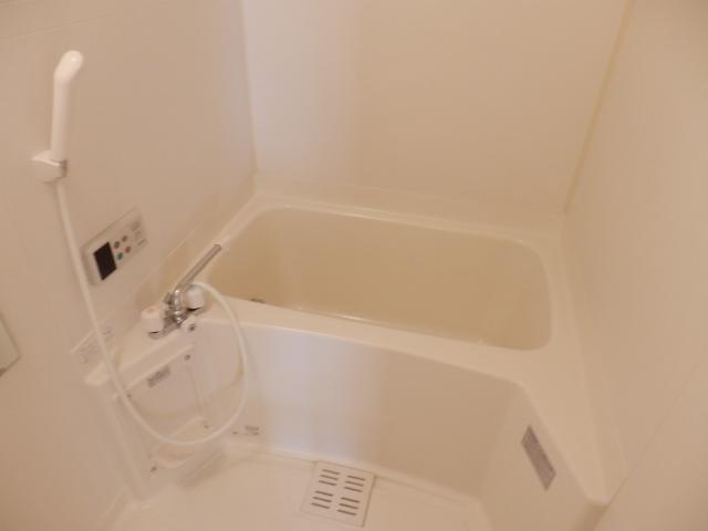 グリーンストリーム 101号室の風呂
