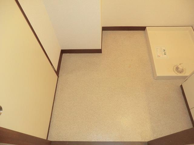 サウスウィンド 202号室の洗面所