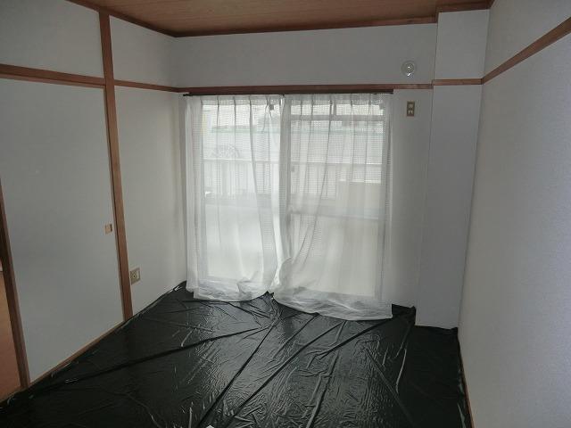 サウスウィンド 202号室のリビング