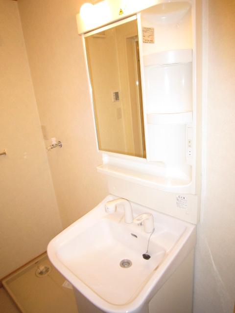 パルテールN 02030号室の洗面所