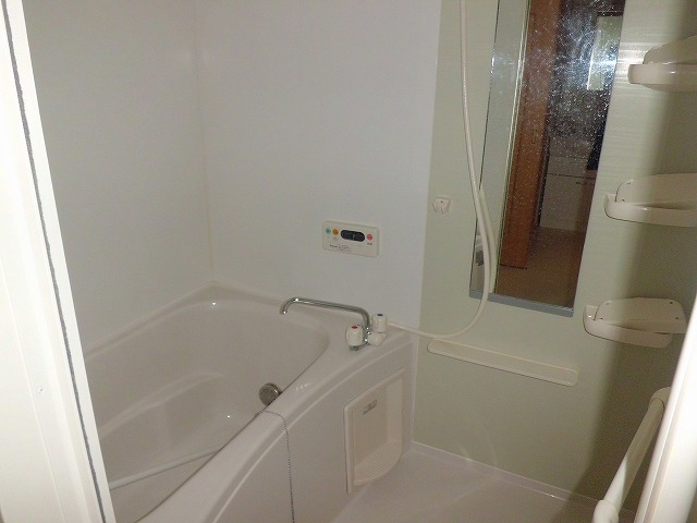 ファインA 101号室の風呂