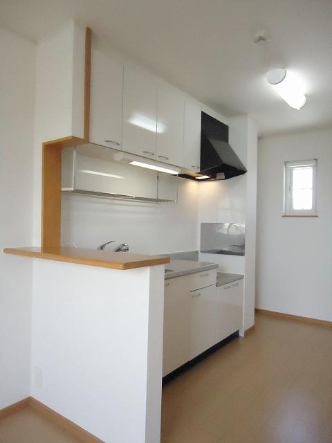メゾン・アムール 201号室のキッチン