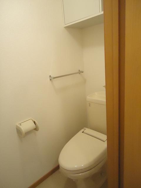 メゾン・アムール 201号室のトイレ