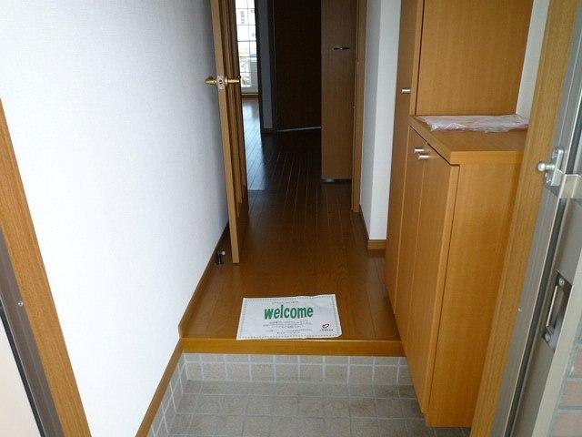 ネオメイト21 B 101号室の玄関