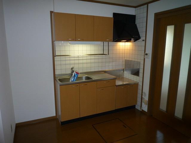 ネオメイト21 B 101号室のキッチン