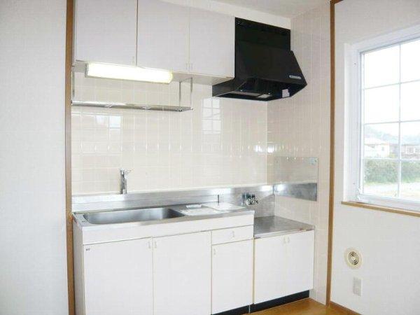レジデンス裕和 02030号室のキッチン