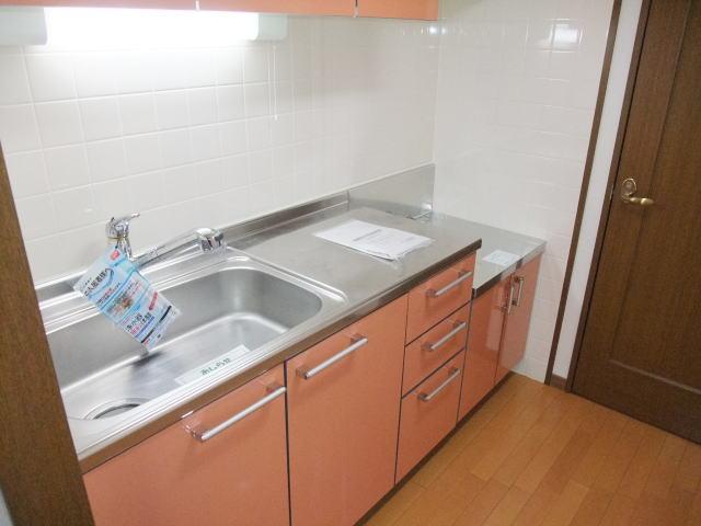 パルティーダB・B 306号室のキッチン