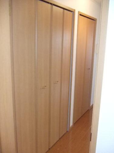 プラシードST 203号室の収納