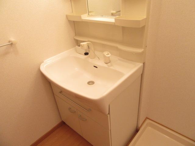 ボニート 欅 01030号室の洗面所