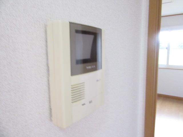 ボニート 欅 01030号室のセキュリティ