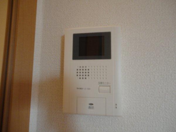メゾンウエスト 202号室のセキュリティ