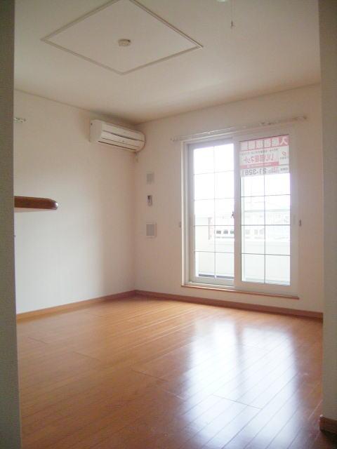 グランシャンテ 02020号室の玄関
