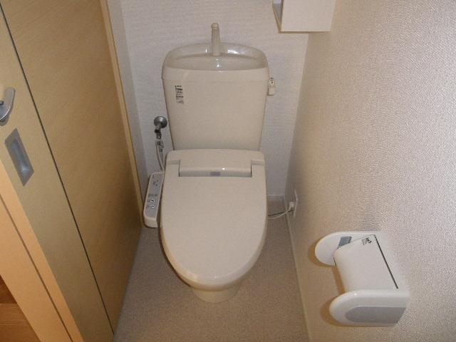フェニックス 01010号室のトイレ