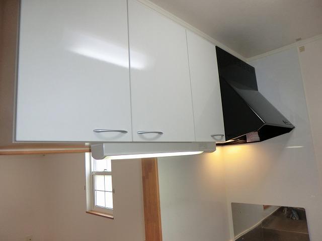 フリーデ・M 103号室のキッチン