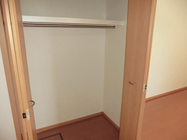 フリーデ・M 103号室の収納