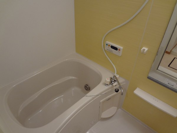 アマービリス 201号室の風呂