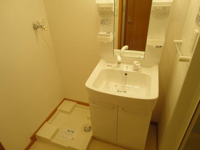 ベリエ太秦 403号室の洗面所