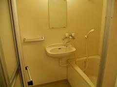 リンデンハウス 01020号室の風呂