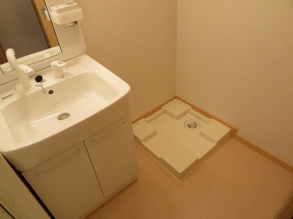 ジュネス飛田給 204号室の設備
