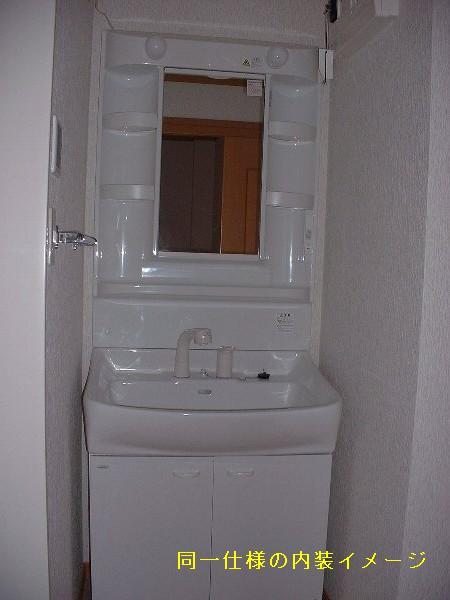 クロスロード153 202号室の設備
