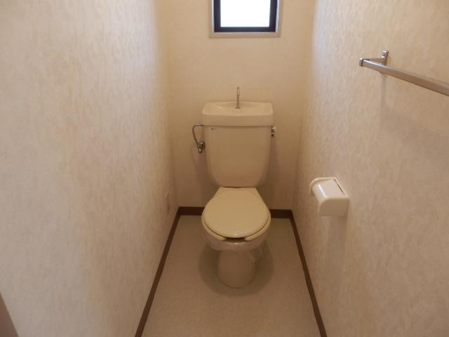 ニューエリールツムラⅠ 02020号室のトイレ