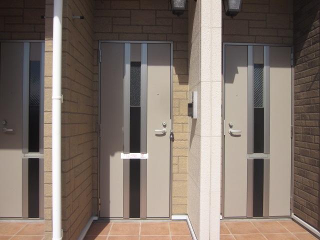 コロレ 02010号室の玄関