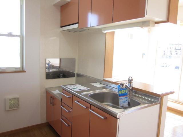 コロレ 02010号室のキッチン