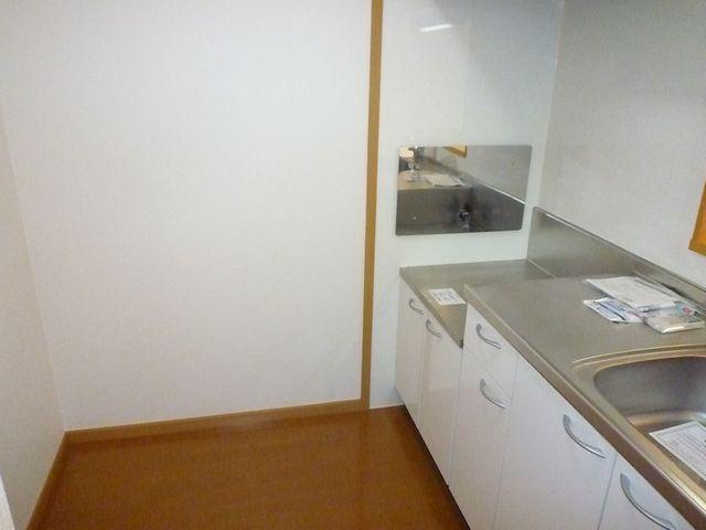 フィオーレA 01010号室のキッチン