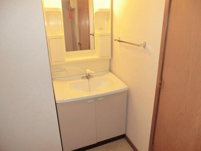 クレストール宮前 201号室の洗面所