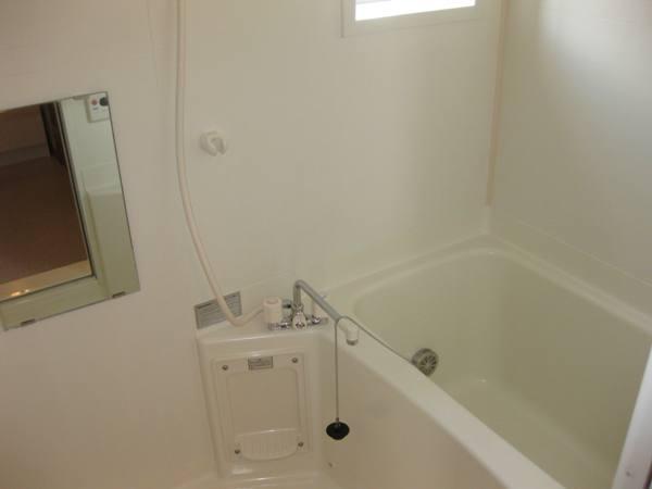 シャン・ド・ポワ-ルA 01020号室の風呂