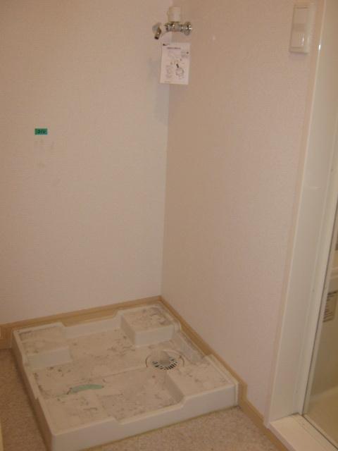 カーサクラシコ 201号室の洗面所