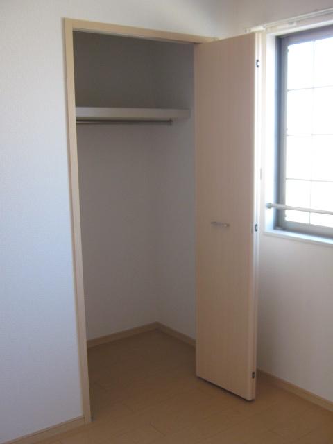 カーサクラシコ 201号室の収納
