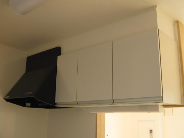 カーサクラシコ 201号室のキッチン