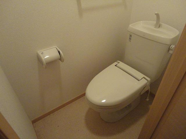 ベル・エトワレ 102号室のトイレ