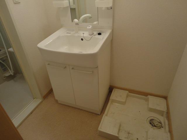 ベル・エトワレ 102号室の洗面所