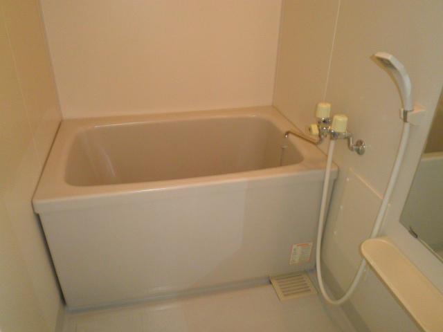 ファミール下之宮1 01030号室の風呂