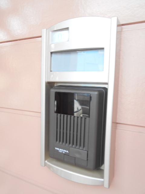 ソレイユ・ルヴァンC 103号室のセキュリティ