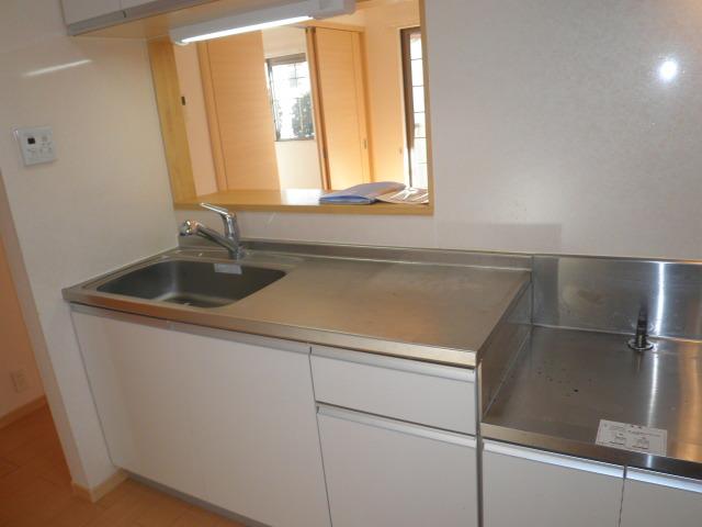 リオーネ(Rione) 102号室のキッチン