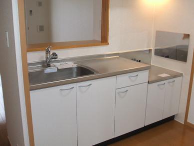 レクサスA 02010号室のキッチン