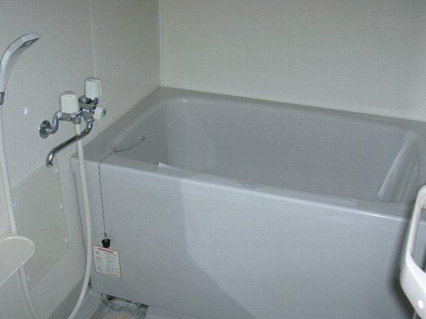サンパティークおかもとC 01020号室の風呂