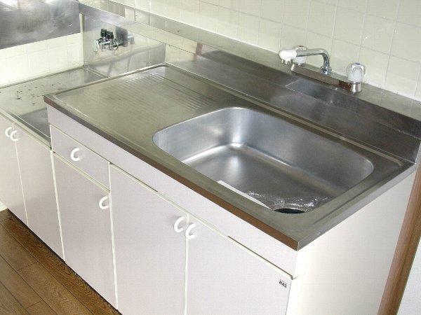 サンパティークおかもとC 01020号室のキッチン