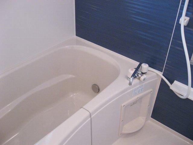 コンフォートテラス 02020号室の風呂
