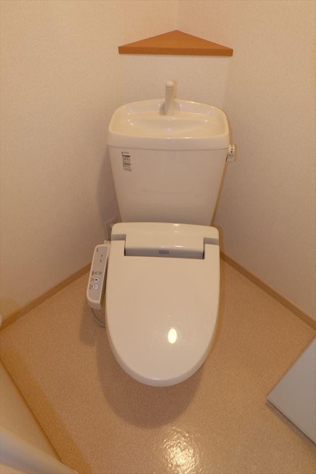 マリッチYS.参番館 01010号室のトイレ