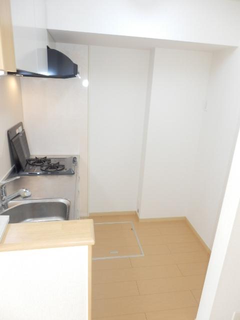 クラシオン 01040号室のキッチン