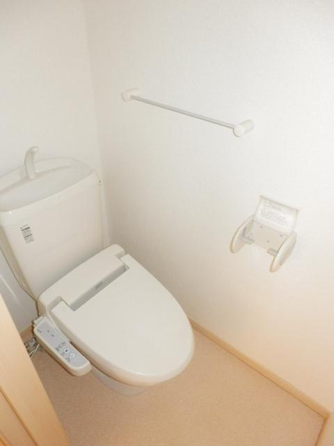 クラシオン 01040号室のトイレ